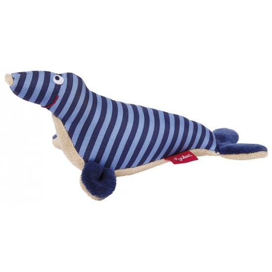 Knuffeldier zeehondje Sigikid 19 cm