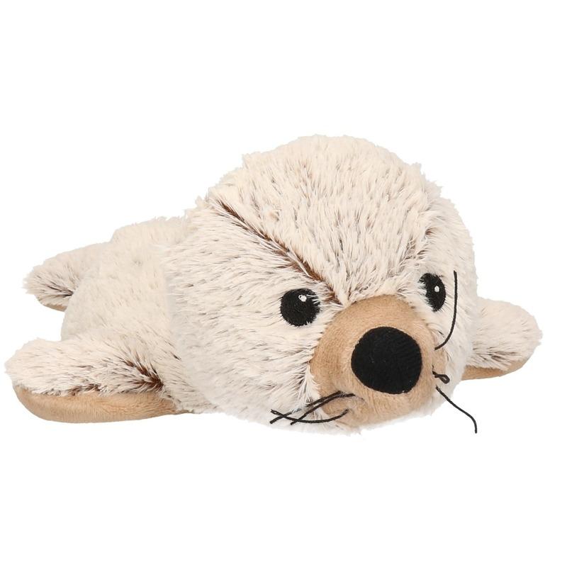 Magnetron knuffel zeehond
