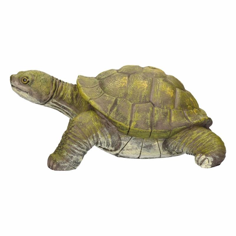 Schildpad huiskamer beeld 39 cm