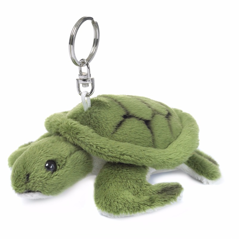 WNF sleutelhanger schildpadje