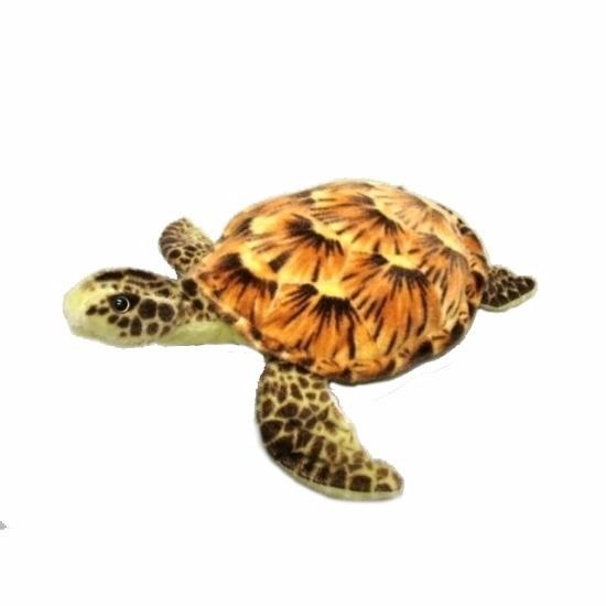 Zeeschildpadden knuffels 34 cm